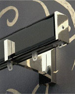 curtain poles and tracks from bubblitex